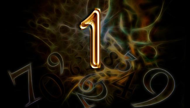 Что означает число 1 в нумерологии