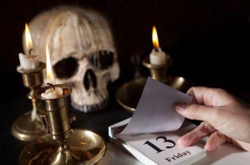 Магические обряды и ритуалы в пятницу 13