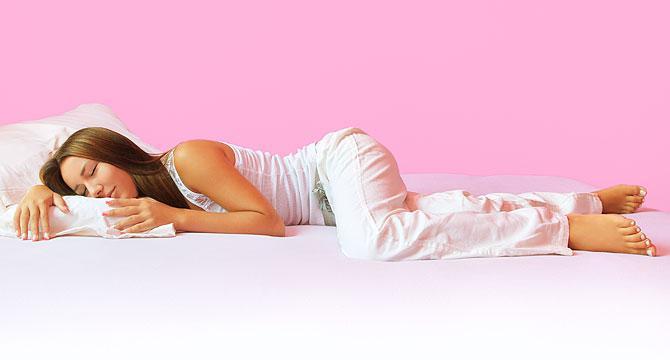 Что означает ваша поза во время сна