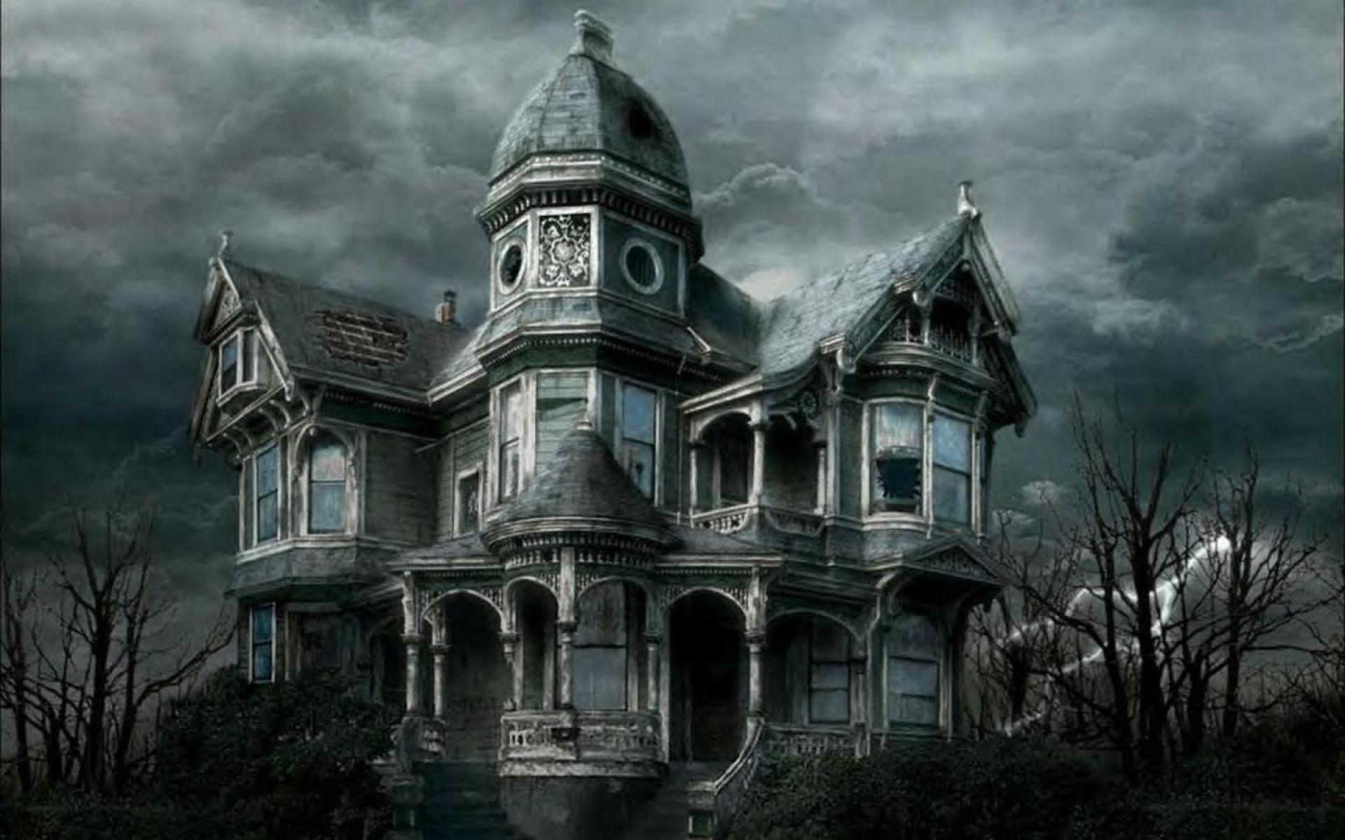 Картинки по запросу Дом с привидениями