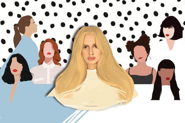 Картинки по запросу причёски по знаку зодиака