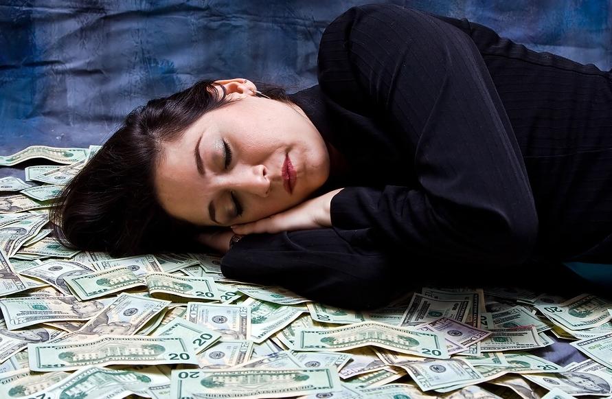 Сонник: к чему снятся деньги