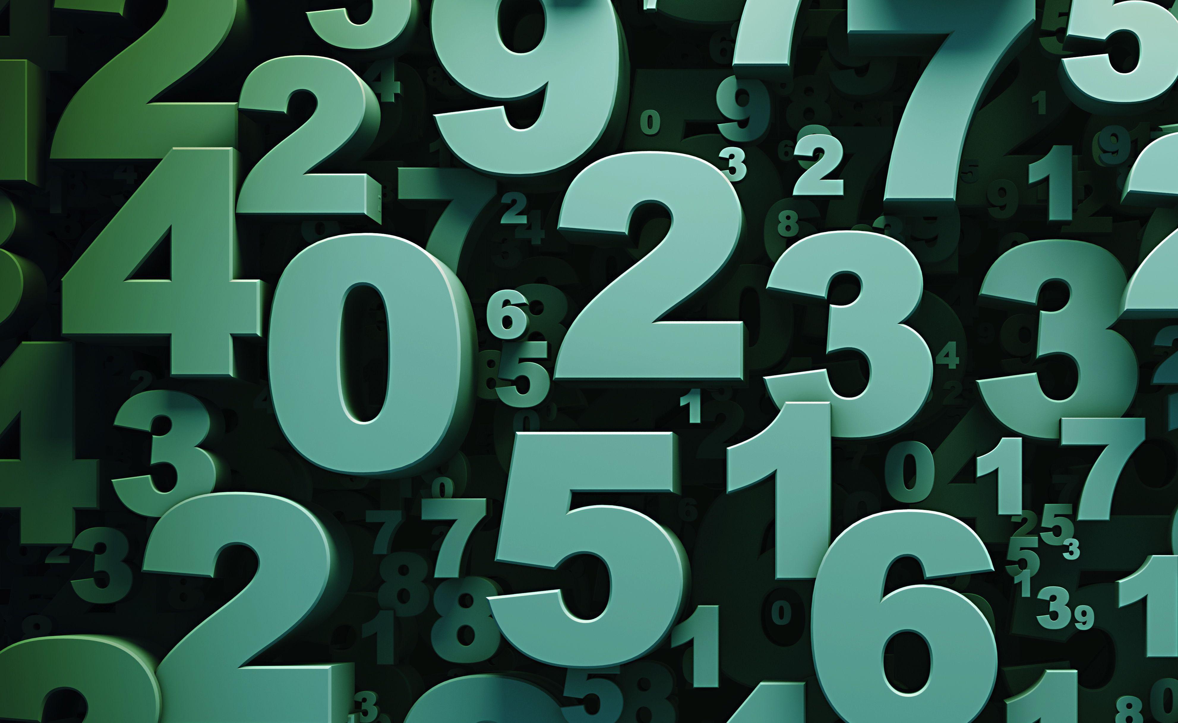 Нумерология чисел месяца