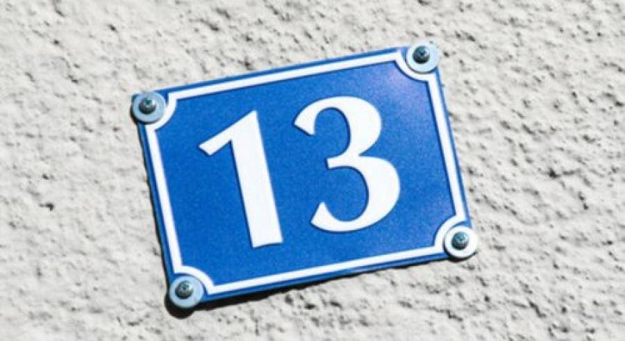 Картинки по запросу Число 13 счастливое или нет?
