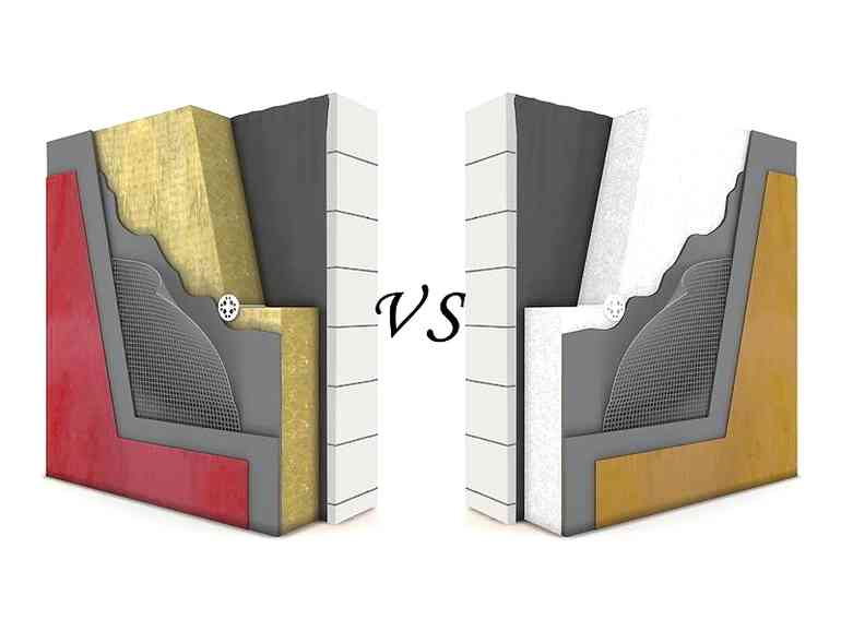 Какой утеплитель лучше: минеральная вата или пенопласт?