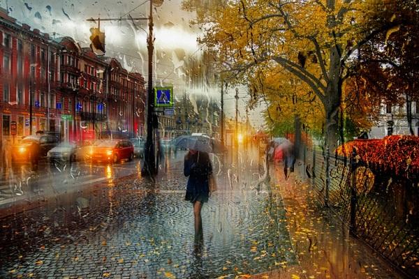 Сонник: дождь. К чему снится дождь по соннику