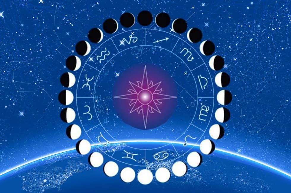 Картинки по запросу Лунный гороскоп на январь 2020 года