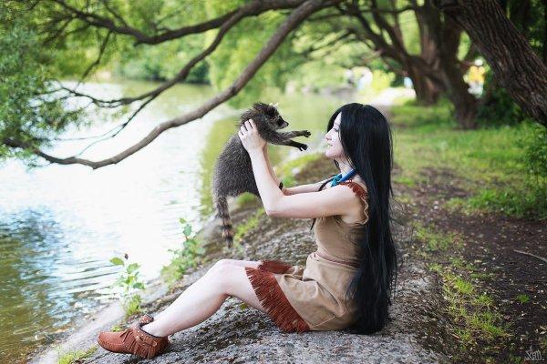 Весы – панды, а Овны – еноты. На каких животных похожи женщины по ...