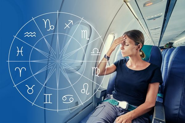 Гороскоп «КП»: Как знаки зодиака переносят авиаперелеты