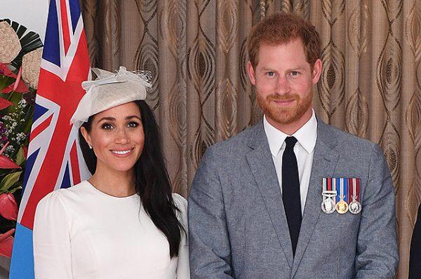 Меган Маркл и принцу Гарри отказали в регистрации товарного знака с именем их сына Арчи