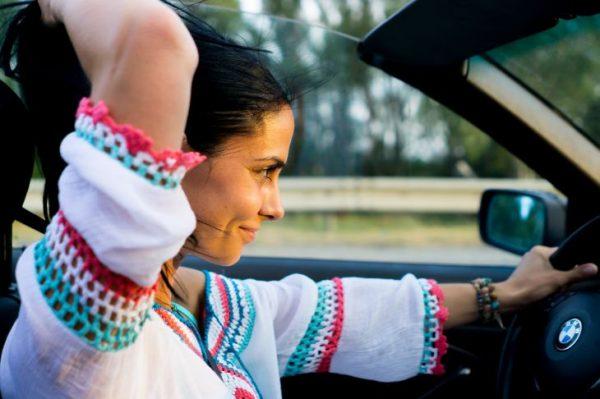 Женские знаки зодиака, которые отлично водят машину