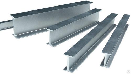 Двутавровый профиль из алюминия